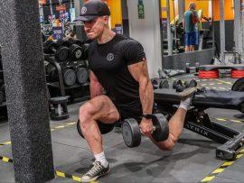 muscle tee black